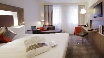 Novotel Moscow City photos Room