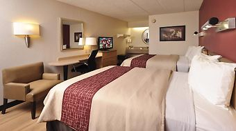 Red Roof Inn Wilkes Barre Arena photos Room