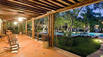 Lodge At Uxmal The photos Room