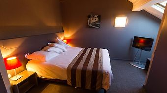 Quality Hotel Le Cervolan Chambery Voglans photos Room