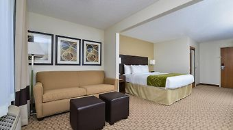 Comfort Suites At Tucson Mall photos Room