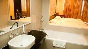 Golden City Rayong Hotel photos Room