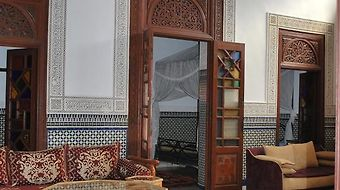 Riad Les Oliviers photos Room