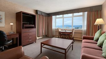 Coast Plaza Hotel & Suites Vancouver - 1 Bedroom Suite Cb photos Room