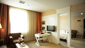 Imagine Garden Airport Hotel Hongqiao photos Room