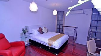 Contemporary Heights photos Room