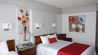 Auberge Des 21 - Intermediate 1 Double Bed + 1 Queen Bed photos Exterior Hotel information