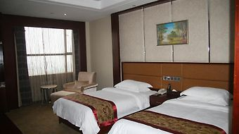Jiujiang Shanshui International Hotel photos Room