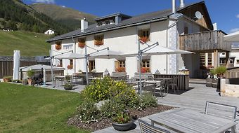 In Lain Hotel Cadonau photos Exterior Hotel information