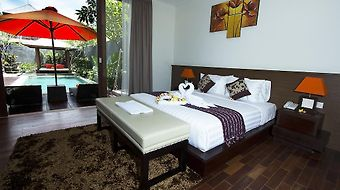Aksata Villas Canggu photos Room