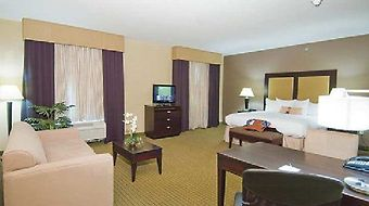 Hampton Inn & Suites Decatur photos Room Suite