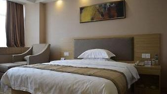 Super 8 Hotel Ningde Gutian East Bus Station photos Room King Bed Room