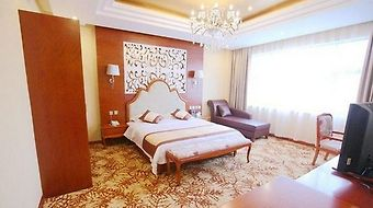 Qingtian Hotel photos Room Administrative King Room