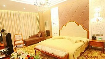 Qingtian Hotel photos Room Business Suite