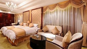 Grafite Yonglin International Hotel photos Room Deluxe Twin Room