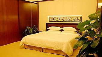 Anhui Enjoytown International Hotel photos Room Business King Room