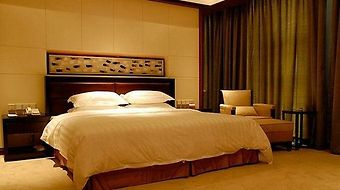 Anhui Enjoytown International Hotel photos Room Deluxe Suite