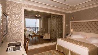 The Central Palace photos Room Bosphorus Suite with Sea View