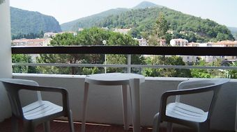 Grand Hotel De La Reine Amelie Les Bains photos Room Double Room Balcony Southside