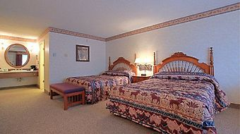 Americas Best Value Gold Country Inn And Casino photos Room 2 Queen Beds