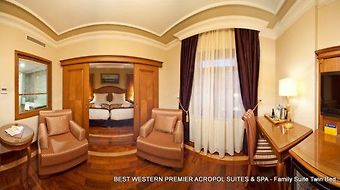 Glk Premier Acropol Suites & Spa photos Room Family Suite