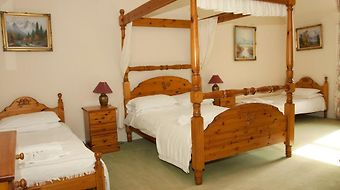 Urr Valley Country House Hotel photos Room Family Room Ensuite