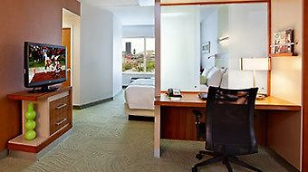 Springhill Suites Pittsburgh Southside Works photos Room