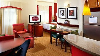 Residence Inn San Antonio Six Flags At The Rim photos Room