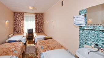 Vyborgskaya Hotel Saint Petersburg photos Room Four-Seater Room With Sink