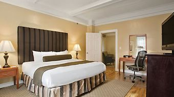 Best Western Plus Hospitality House photos Room Suite King
