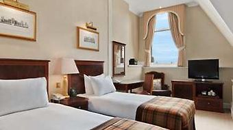 Waldorf Astoria Edinburgh - The Caledonian photos Room Twin Hilton Guestroom Plus