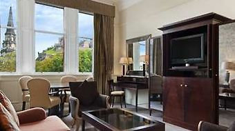 Waldorf Astoria Edinburgh - The Caledonian photos Room King Hilton Suite