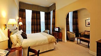 Best Western Plus Edinburgh City Centre Bruntsfield Hotel photos Room Family Room