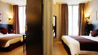 Best Western Paris Louvre Opera photos Room Quadruple Room