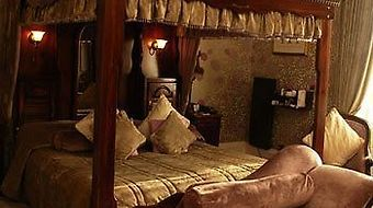 The Dunstane photos Room Four Poster Room