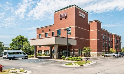 Canton Mi Hotels With Jacuzzi In Room