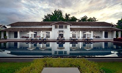 5 star hotels in luang prabang for Laos hotels 5 star